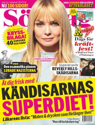 Aftonbladet Söndag 2019-08-04