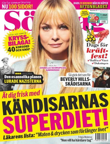 Aftonbladet Söndag August 04, 2019 00:00