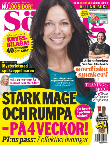 Aftonbladet Söndag August 11, 2019 00:00