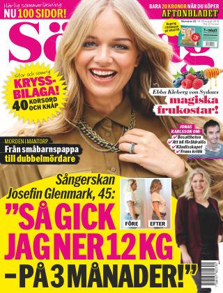 Aftonbladet Söndag 2019-08-18