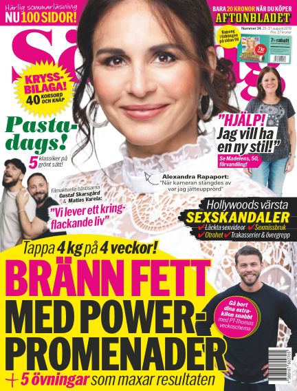 Aftonbladet Söndag August 25, 2019 00:00