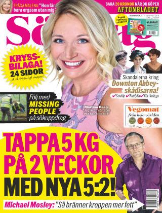 Aftonbladet Söndag 2019-09-08