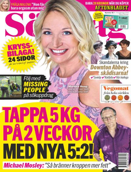 Aftonbladet Söndag September 08, 2019 00:00