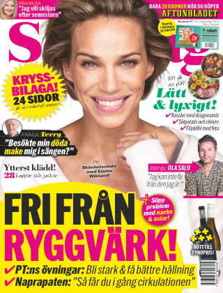 Aftonbladet Söndag 2019-09-15