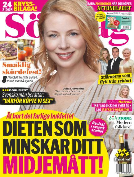Aftonbladet Söndag September 22, 2019 00:00