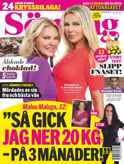 Aftonbladet Söndag October 06, 2019 00:00