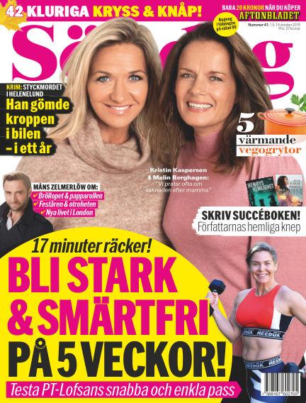 Aftonbladet Söndag October 13, 2019 00:00