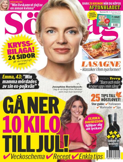 Aftonbladet Söndag October 20, 2019 00:00