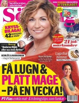 Aftonbladet Söndag 2019-11-10