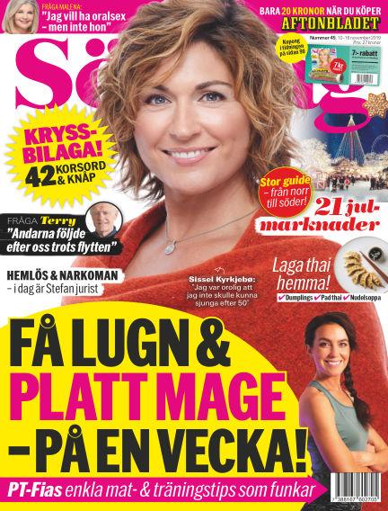 Aftonbladet Söndag November 10, 2019 00:00