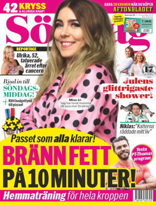 Aftonbladet Söndag 2019-11-17