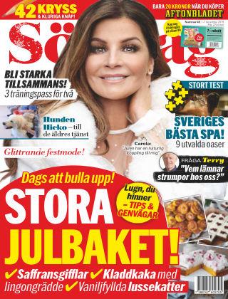 Aftonbladet Söndag 2019-12-01