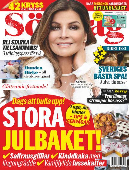 Aftonbladet Söndag December 01, 2019 00:00