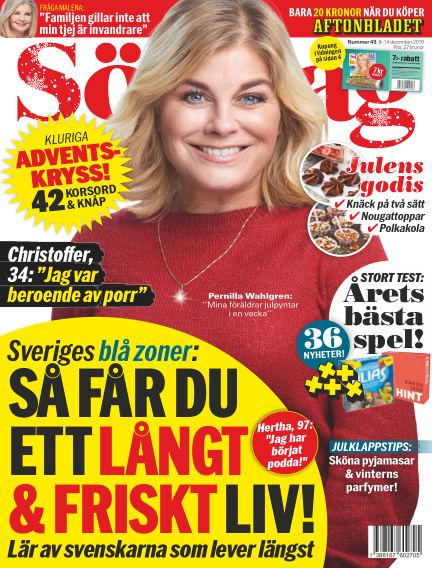 Aftonbladet Söndag December 08, 2019 00:00