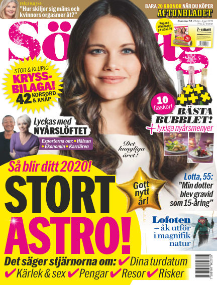 Aftonbladet Söndag December 29, 2019 00:00