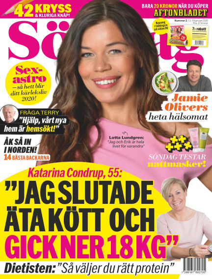 Aftonbladet Söndag January 12, 2020 00:00