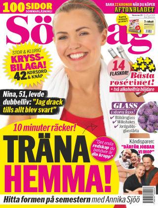 Aftonbladet Söndag 2020-07-19