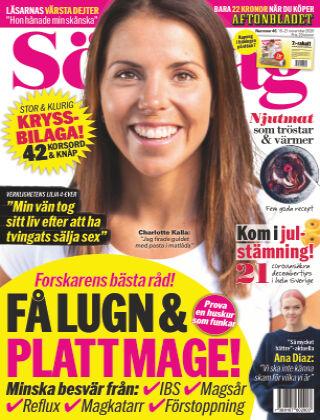 Aftonbladet Söndag 2020-11-15