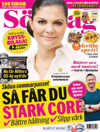 Aftonbladet Söndag 2021-07-11
