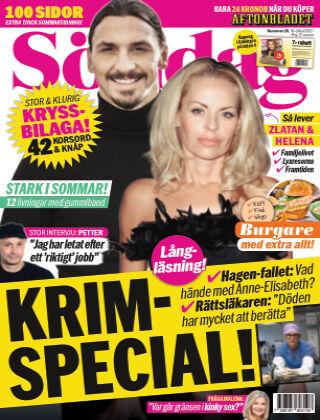 Aftonbladet Söndag Nummer 28