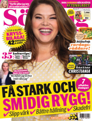 Aftonbladet Söndag 2021-09-19