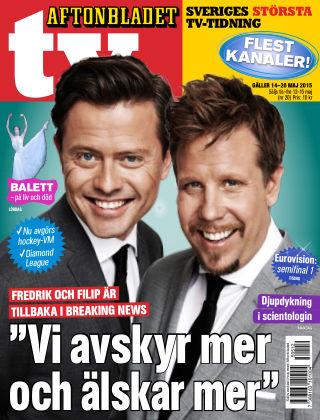 Aftonbladet TV 2015-05-12