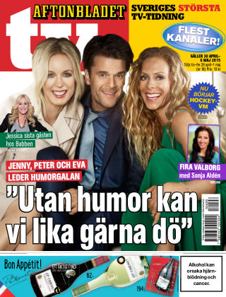 Aftonbladet TV 2015-04-28
