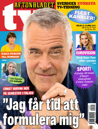 Aftonbladet TV 2015-04-14