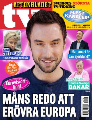 Aftonbladet TV 2015-05-19