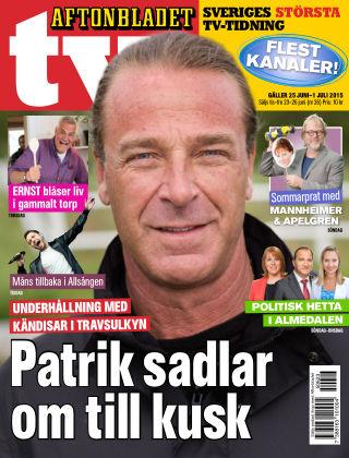 Aftonbladet TV 2015-06-23