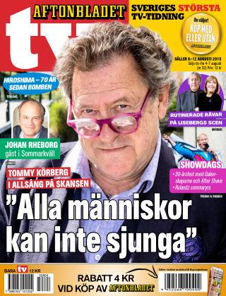 Aftonbladet TV 2015-08-04