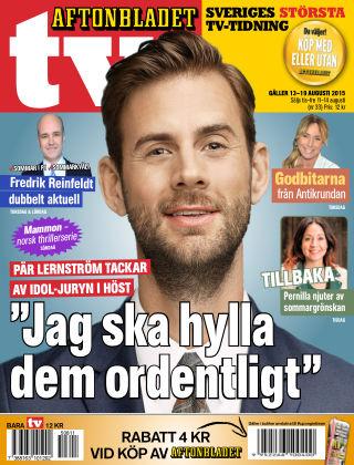 Aftonbladet TV 2015-08-11
