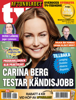 Aftonbladet TV 2015-08-18