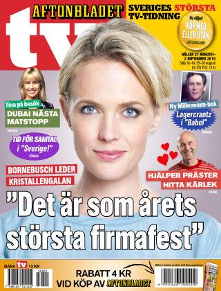 Aftonbladet TV 2015-08-25