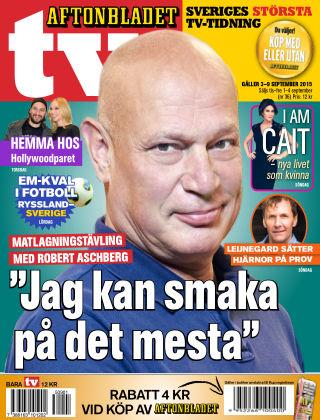 Aftonbladet TV 2015-09-01