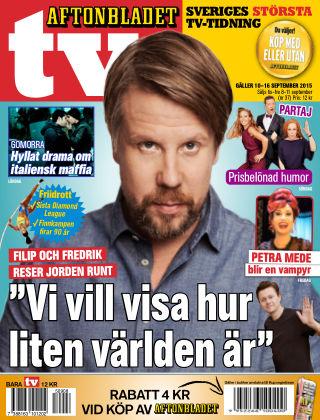 Aftonbladet TV 2015-09-08