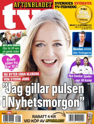 Aftonbladet TV 2015-09-15