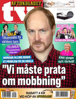 Aftonbladet TV 2015-09-29