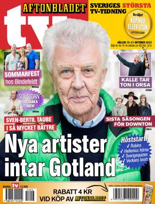 Aftonbladet TV 2015-10-13