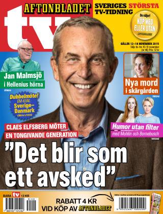 Aftonbladet TV 2015-11-10