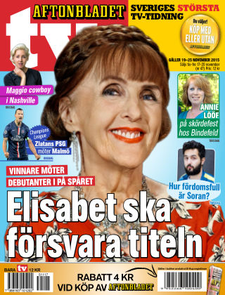 Aftonbladet TV 2015-11-17
