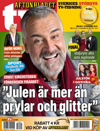 Aftonbladet TV 2015-12-01