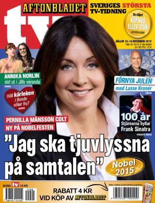 Aftonbladet TV 2015-12-08
