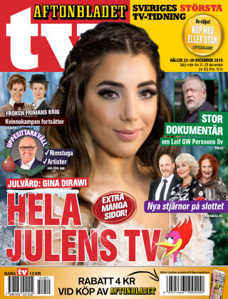 Aftonbladet TV 2015-12-21