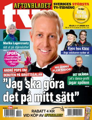 Aftonbladet TV 2016-01-19
