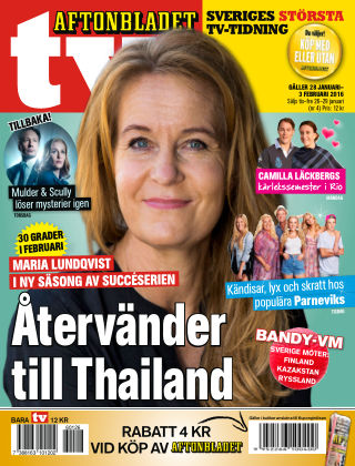 Aftonbladet TV 2016-01-26