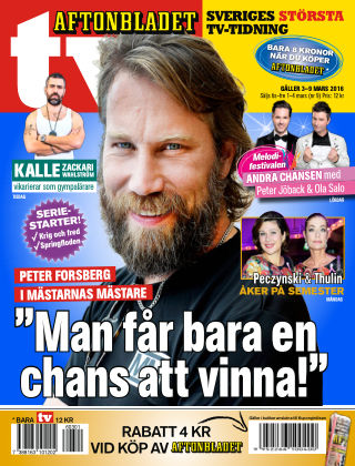 Aftonbladet TV 2016-03-01