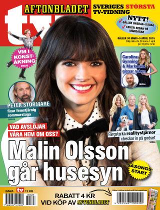 Aftonbladet TV 2016-03-28