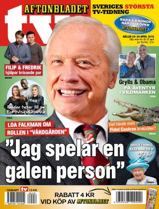 Aftonbladet TV 2016-04-18