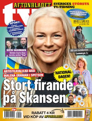 Aftonbladet TV 2016-05-30